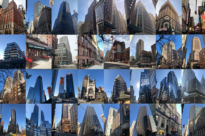 ニューヨーク最大手の豊富な物件数